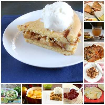 10 Delicious Apple Recipes