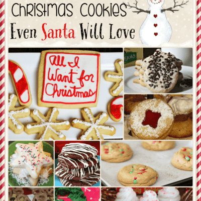 75 Christmas Cookies Even Santa Will Love
