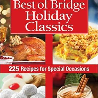 Best of Bridge Holiday Classics Cookbook