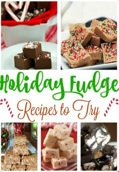 20 Quick & Easy Fudge Recipes You Need to try for the Holidays