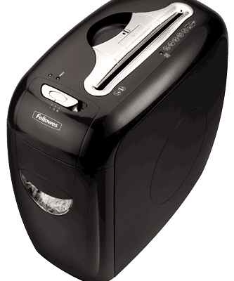 Fellowes PowerShred M-12C Shredder