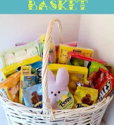 PEEPS and Easter Basket Fun #PEEPSEASTER