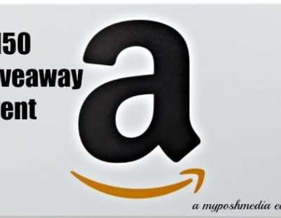 Win $150 to Shop at Amazon! 4/30