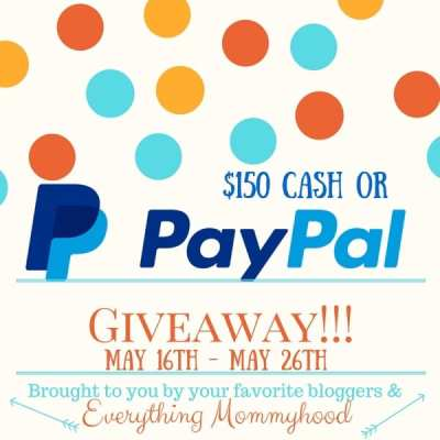 Get Ready for Summer $150 Cash or PayPal Giveaway! 5/26