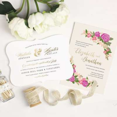 Truly Custom Invitations from Basic Invite for any Occasion