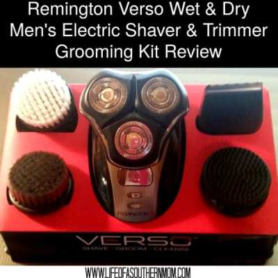 Remington Verso Wet & Dry Men's Electric Shaver & Trimmer Grooming Kit Review