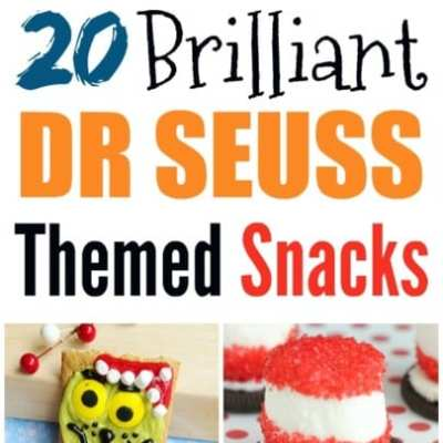 20 Brilliant Dr. Seuss Themed Snacks