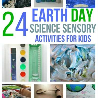 24 Earth Day Science Sensory Activities for Kids