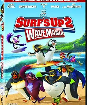 Surf's Up 2 Movie Review