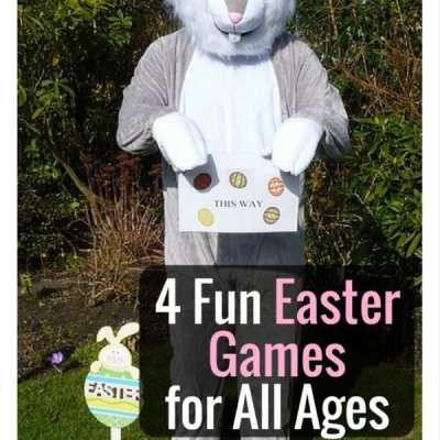 4 Fun Easter Games for All Ages