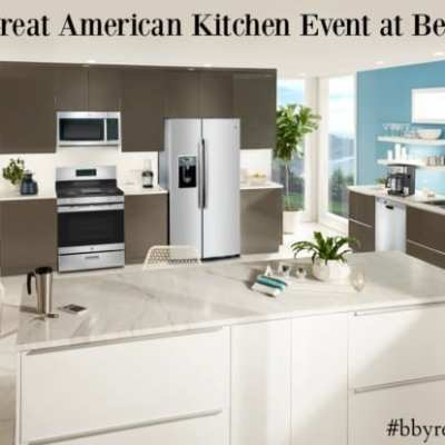 The Great American Kitchen Event at Best Buy #bbyremodeling