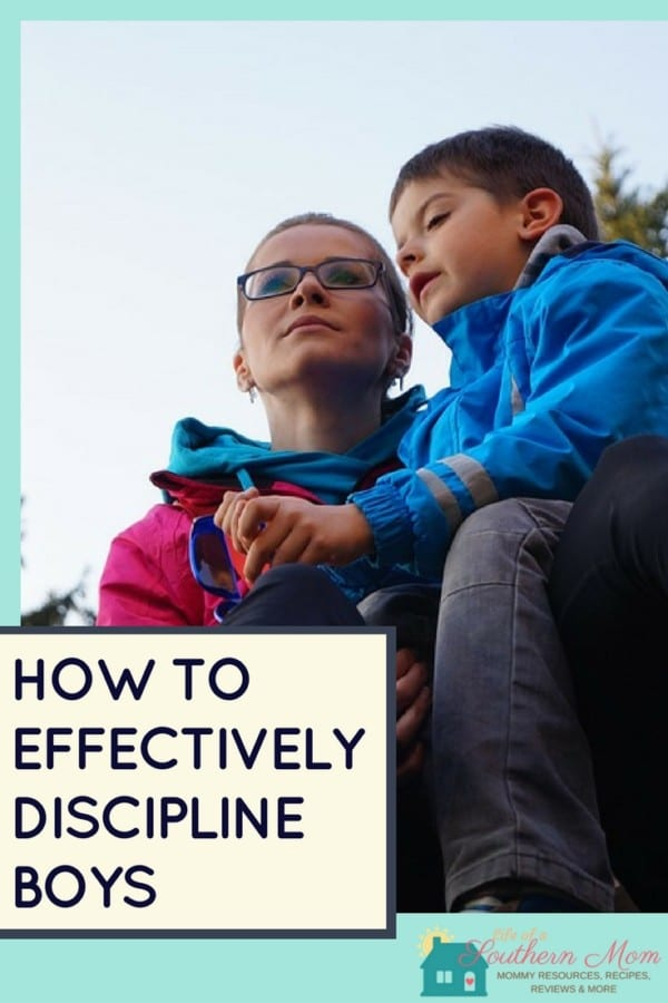 How to Effectively Discipline Boys