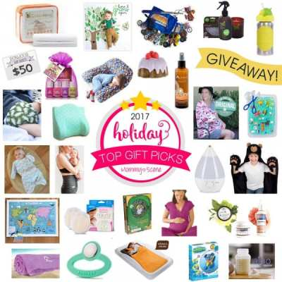 Mommy Scene Holiday Giveaway Gift Giveaway! Ends 12/15