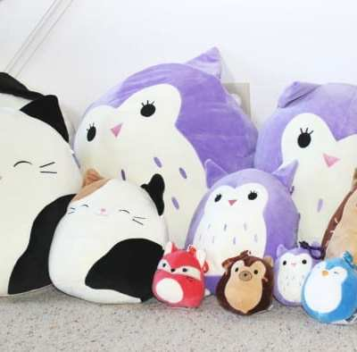 Squishmallows – SUPER SOFT and Cute Stuffed Animals #squishies #holidaygiftguide