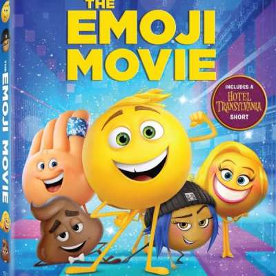 Get Ready for The Emoji Movie October, 24th on Blu-Ray + DVD