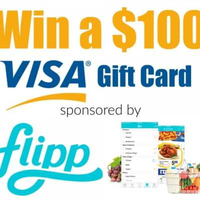 Win a $100 Visa Gift Card from Flipp!