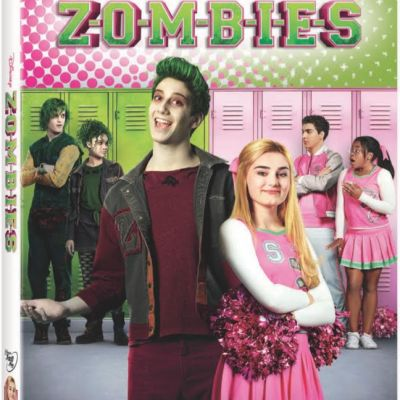 It's Zoms vs. Poms in Disney Channel's Newest Original Movie!  ZOMBIES