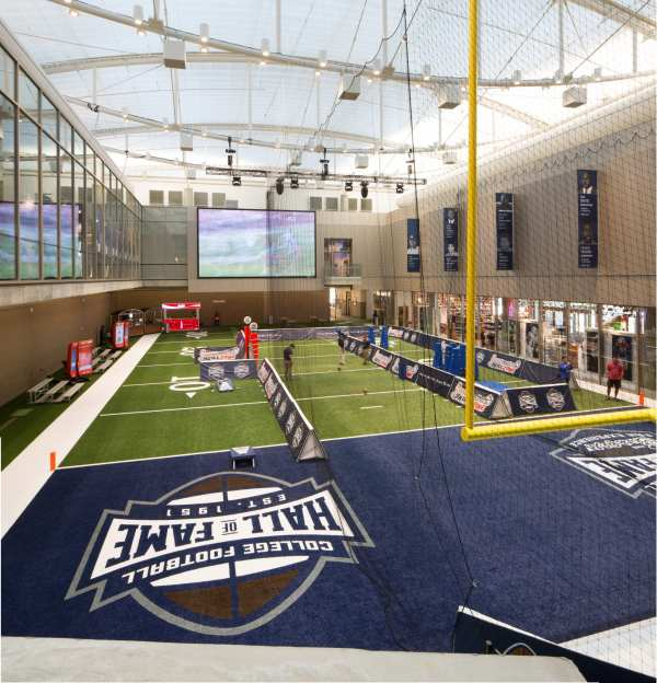 College Football Hall of Fame Open Field