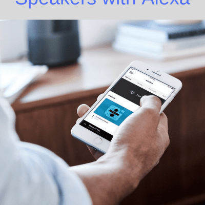 Bose Smart Home Speakers with Alexa