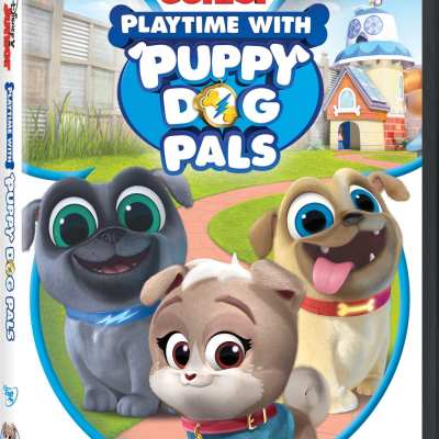 Playtime With Puppy Dog Pals — Coming to DVD!