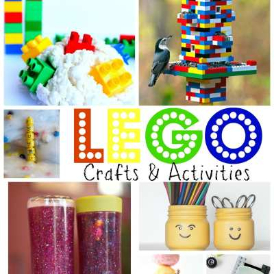 Lego Crafts and Activities
