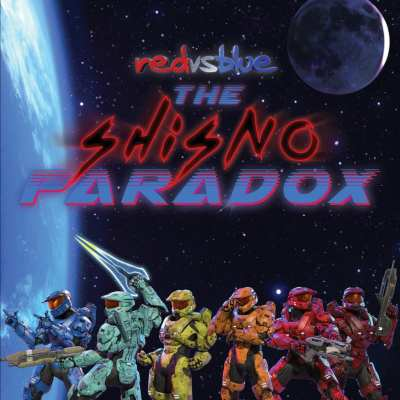 Red vs. Blue: The Shisno Paradox DVD REVIEW