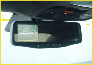 Camaro RVS KitCamaro Rear Vision KitCamaro Backup Camera