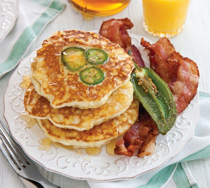 Jalapeno Pancake