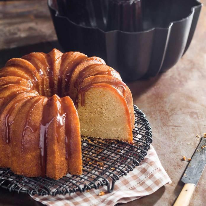 Bourbon-Butter Cake