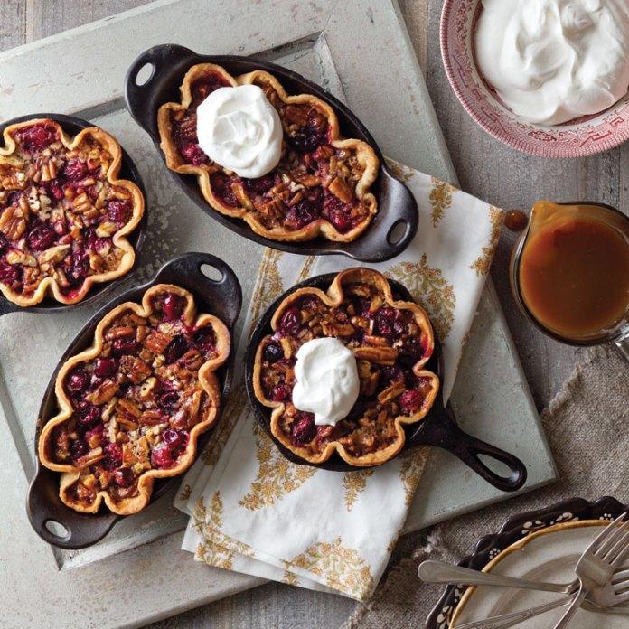Black Bottom Cranberry Pie