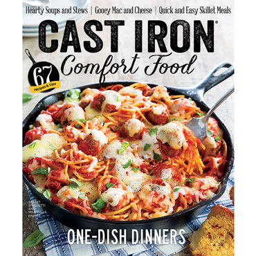 Cast Iron Comfort Food