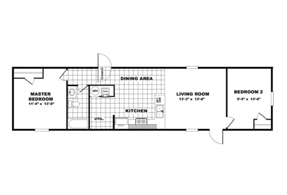 bliss-floorplan Tru Mobile Homes Clayton on clayton homes ali, clayton homes sea, clayton homes ace,
