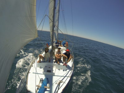 Sailing Fremantle