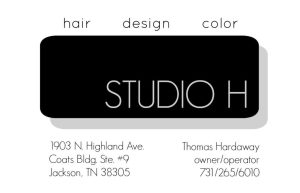 Thomas- Studio H
