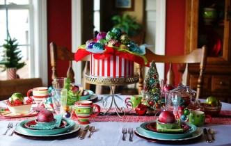 A Christmas Table To Spread JOY