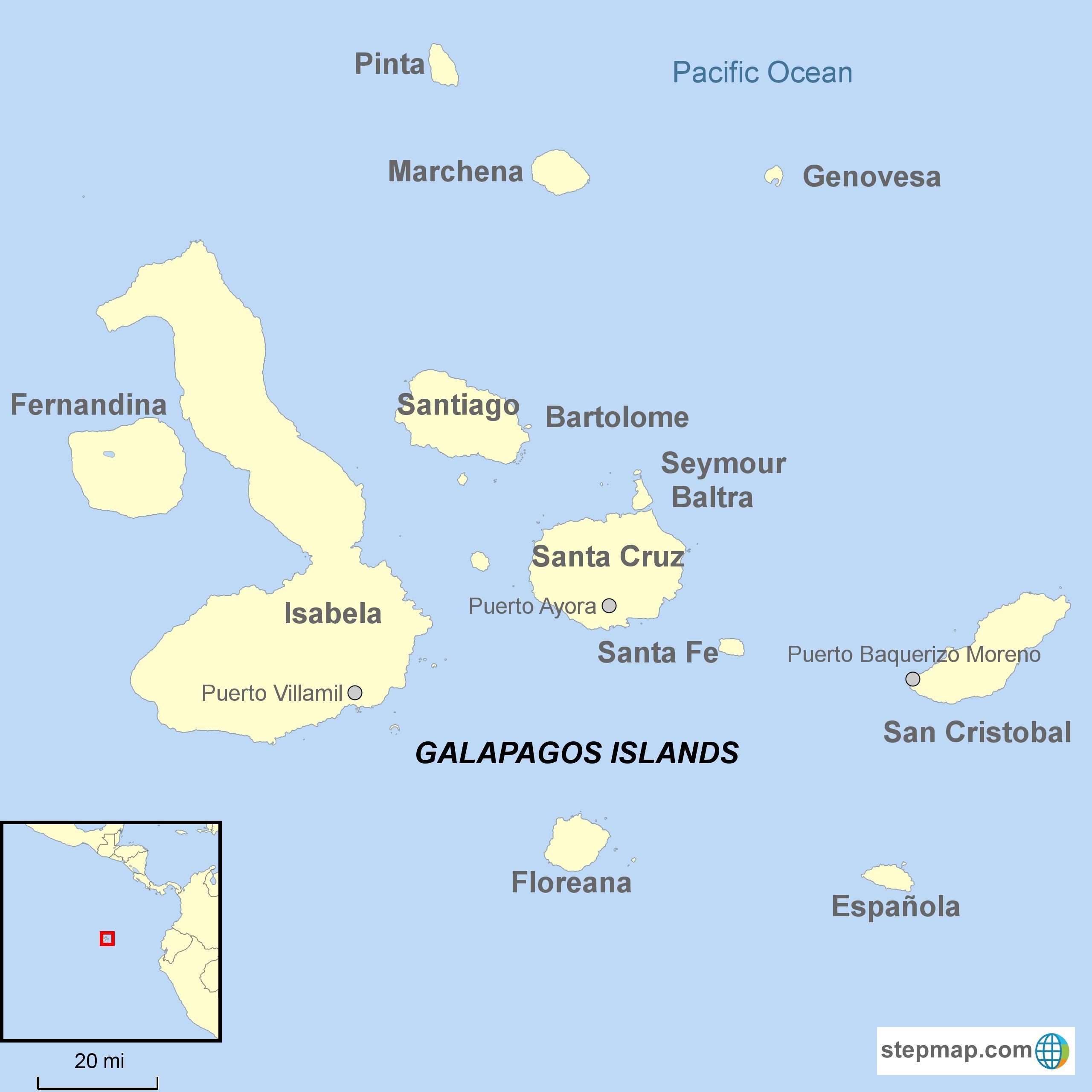 Ecogalaxy Galapagos