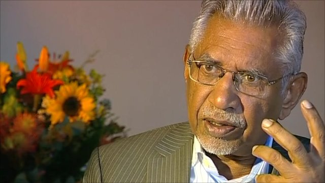 South African President Jacob Zuma's spokesman, Mac Maharaj