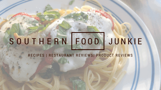Southern Food Junkie Background Banner