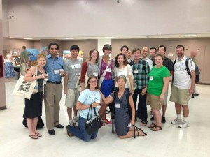 "A ""tweetup"" of the live-tweeters at the 2013 Joint Meeting of Ichthyologists and Herpetologists"