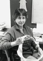 Eugenie Clark, image courtesy University of Maryland