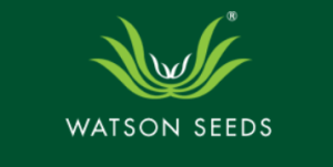 Watson grass seed logo