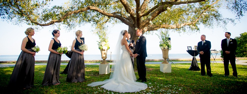 St. Petersburg Park Wedding in Florida| Southern Glam Weddings & Events