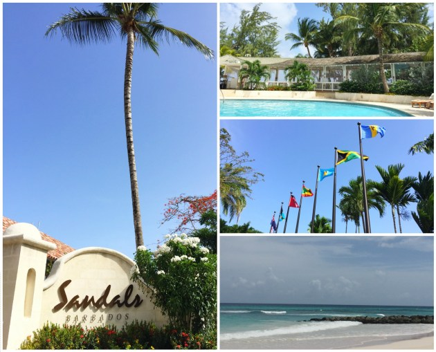 Southern Glam Weddings & Events Sandals Barbados