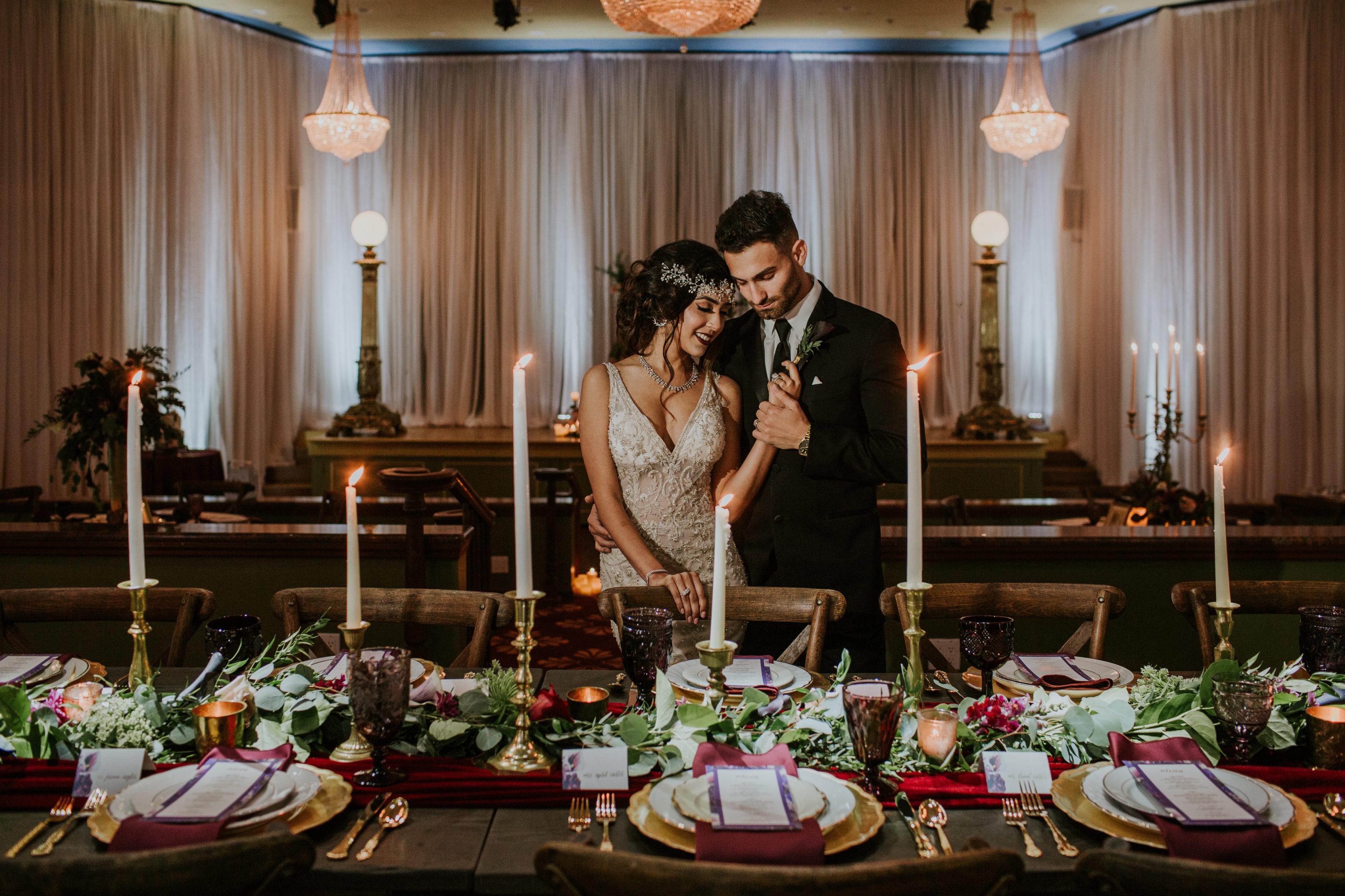 Wedding planning Vintage Glam Wedding Tampa