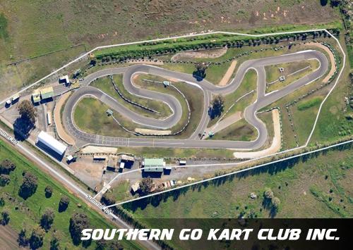 Southern Go Kart Club Track