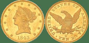 1843-O Eagle