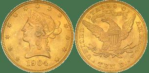 1904-O Eagle