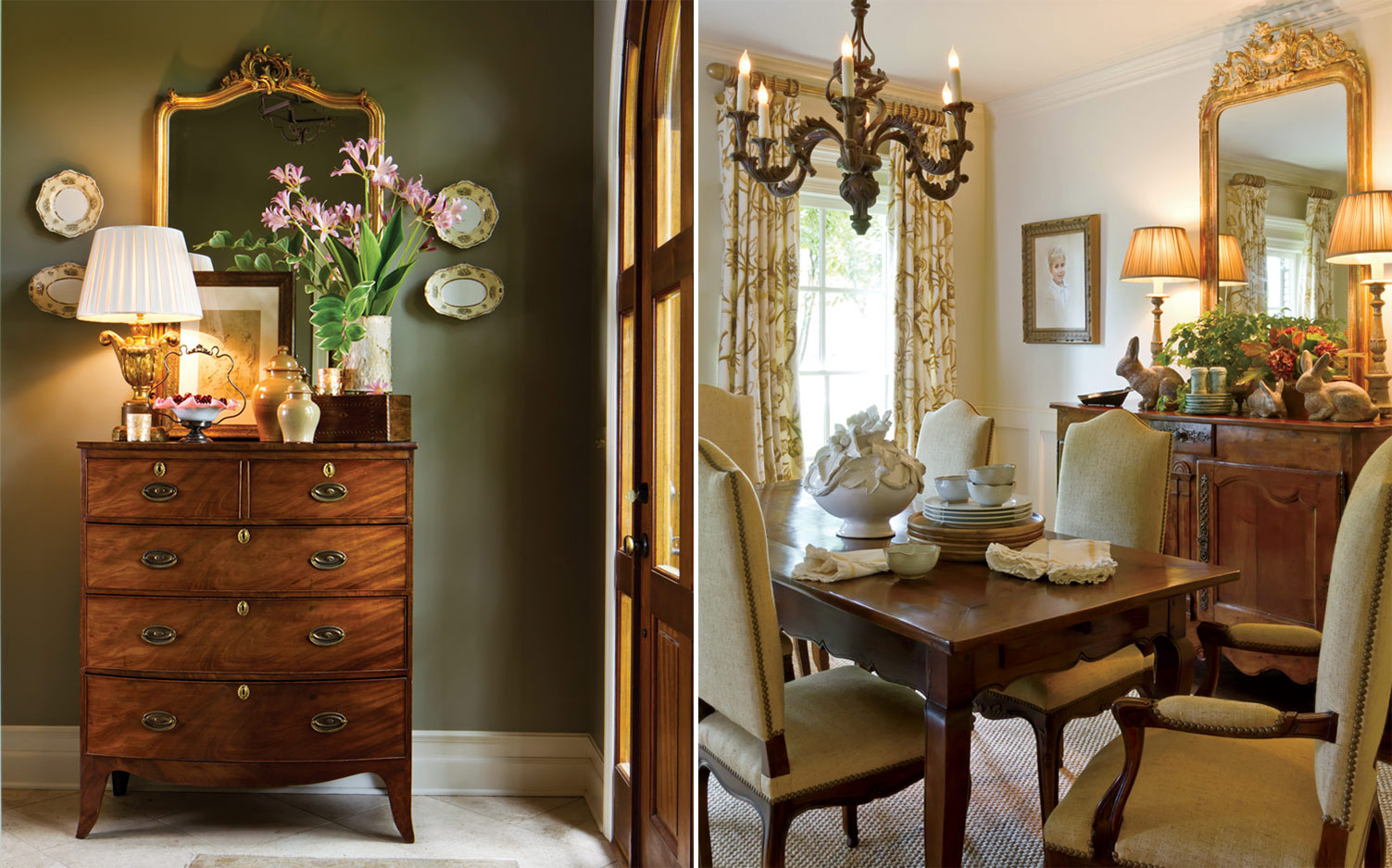Designer Sally May On The Classical Southern Home