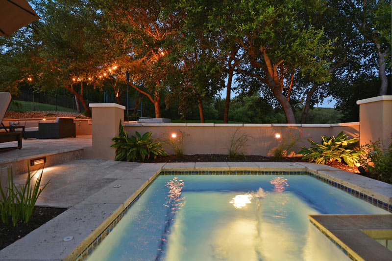 Austin, Texas Pool Designs - Southern Landscape on Southern Pools And Outdoor Living id=46412