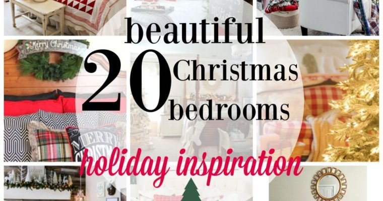 Christmas Bedroom Inspiration!